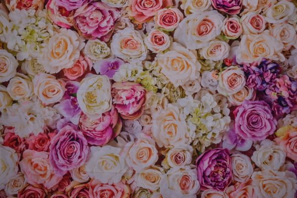 květinové