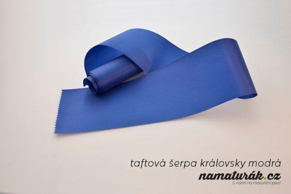 serpy_taftova_kralovsky_modra
