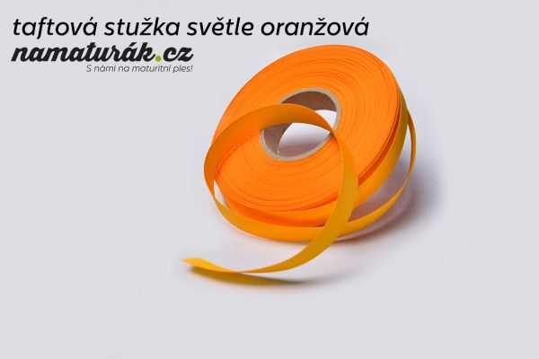 stuzky_taftova_svetle_oranzova