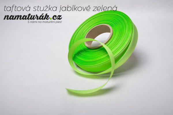 stuzky_taftova_jablkove_zelena