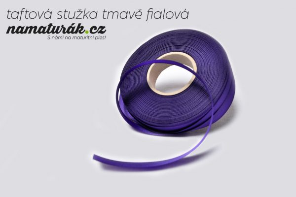 stuzky_taftova_tmave_fialova