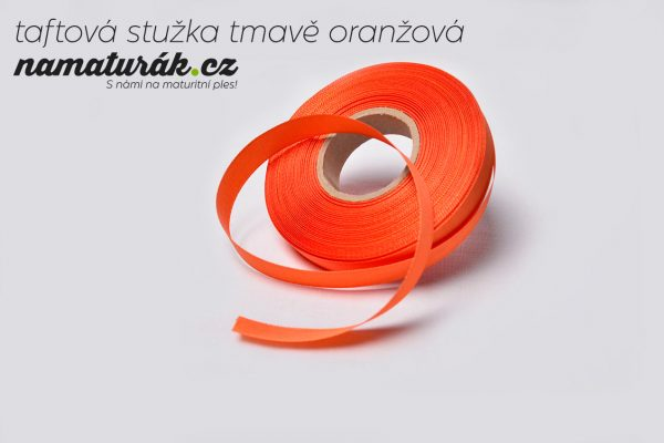 stuzky_taftova_tmave_oranzova