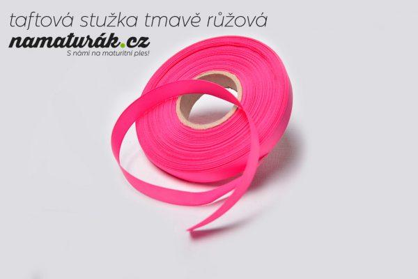 stuzky_taftova_tmave_ruzova