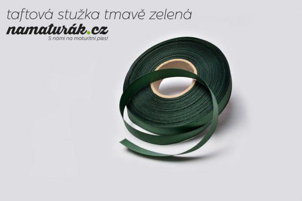 stuzky_taftova_tmave_zelena