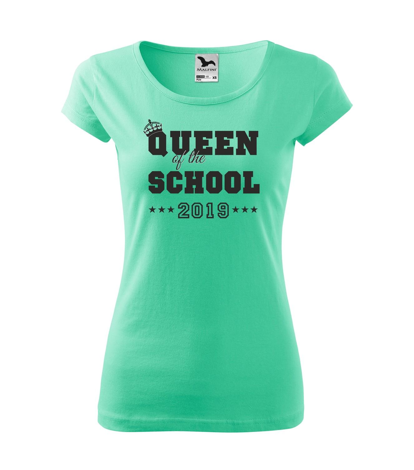 8a25afd621d Dámské tričko Pure s potiskem