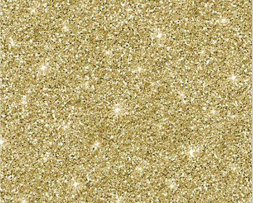 zlatý třpyt